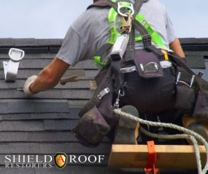 Roof repair and painting - Shield a roof repairers